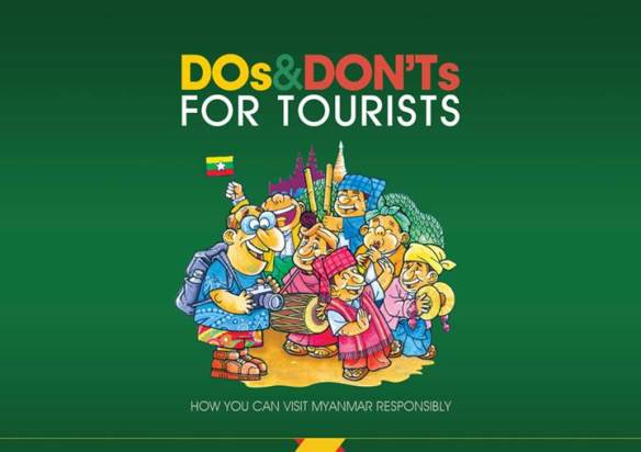 Do's & Don'ts for tourists