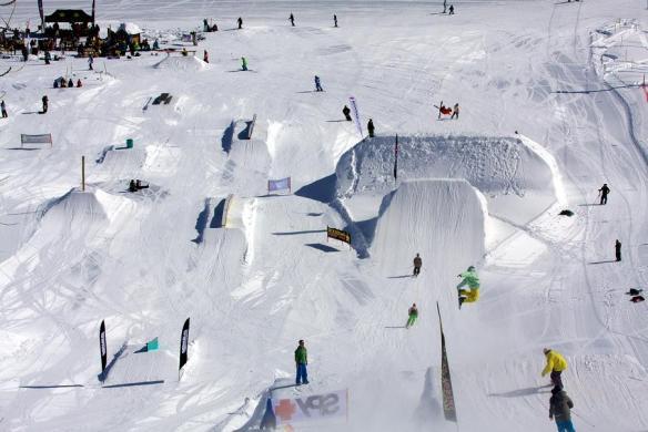 Snowpark Thyon