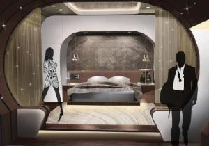 hôtel James Bond